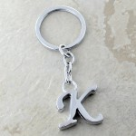 10030-K PLAIN INITIAL LETTER KEY CHAIN