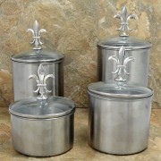 Assorted Kitchen Canisters/Kitchen Accessories