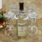 52431-WINE GLASS HOLDER / FDL DESIGN