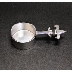 4900-STAINLESS STEEL FDL COFFEE SCOOP