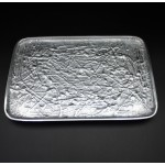 1284- LARGE RECTANGULAR TRAY