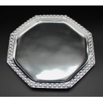 1300 -HEXAGON SHAPE BEADED TRAY