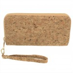 9177 - CORK AND GLITTER DESIGN WALLET