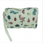9183 - SUMMER COIN POUCH OR COSMETIC/MAKEUP BAG