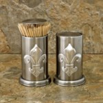 180667-STAINLESS STEEL POP-UP TOOTHPICK HOLDER W/FDL