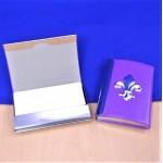 ZG6001 - PURPLE FDL BUSINESS CARD HOLDER