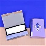 ZG6003 - LAVENDER FDL BUSINESS CARD HOLDER