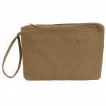10003- BEIGE COSMETIC POUCH