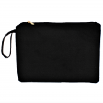 10003- BLACK COSMETIC POUCH