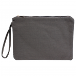 10003- GREY COSMETIC POUCH