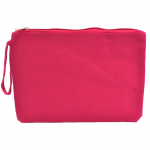 10003- HOT PINK COSMETIC POUCH