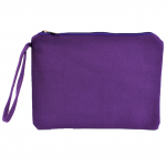 10003- PURPLE COSMETIC POUCH