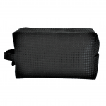 10006 - BLACK SQUARE COSMETIC POUCH