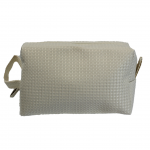 10006 - WHITE SQUARE COSMETIC POUCH