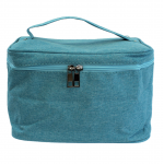 10007 - AQUA SQUARE COSMETIC BAG