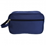10011 - NAVY CANVAS DOPP BAG