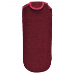 10012 - BURGUNDY INSULATED FLAT OR CURLING IRON HOLDER
