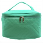 9269 - MINT SOLID COSMETIC BAG