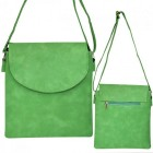 6011 - SEA GREEN SHOULDER/CROSS BODY BAG