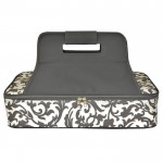 12003 - GREY LEAF DESIGN INSULATED CASSEROLE CARRIER W/HANDLE