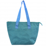 10010 - AQUA INSULATED LUNCH BAG