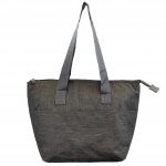 10010 - GREY INSULATED LUNCH BAG