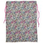 181294 OWL LAUNDRY BAG